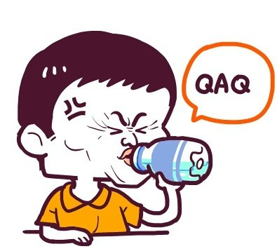 QAQ - 马云喝水表情包,喝个水真特么的不容易